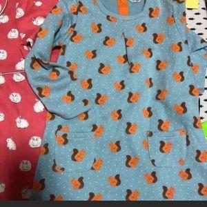Baby Boden Squirrel Dress
